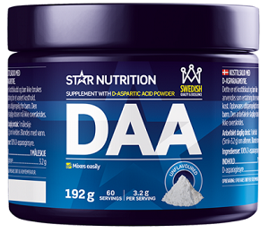 DAA från Star Nutrition
